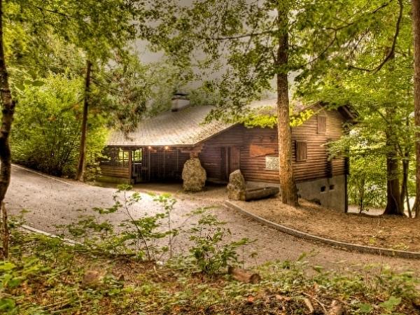 Forsthaus Muntel Aussenansicht