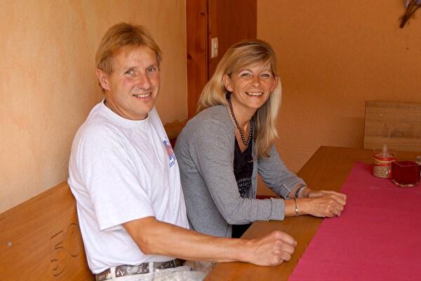 Foto Heinz und SIlvia Brogli