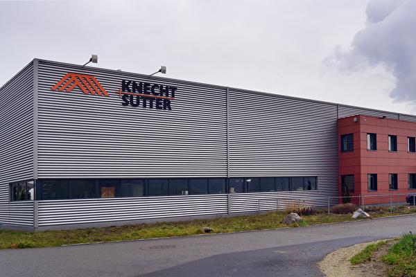 Foto Firmengebäude Knecht + Sutter AG