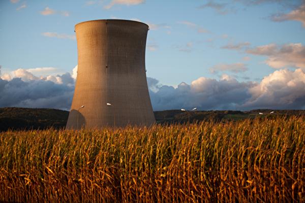 Foto Kernkraftwerk Leibstadt