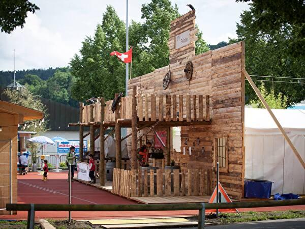 Bild Dorffest Sonntag