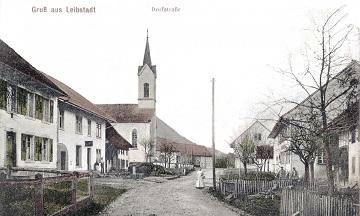 Bild Kirche Leibstadt
