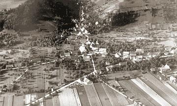 Luftbild Leibstadt