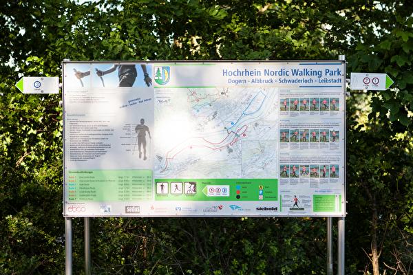 Foto Walkingkarte