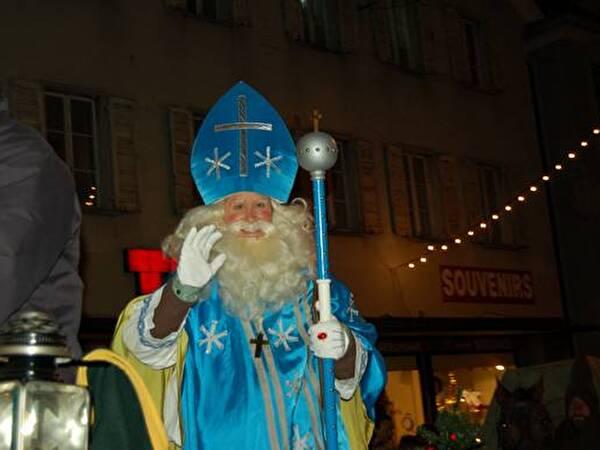 Samichlauseinzug 2008