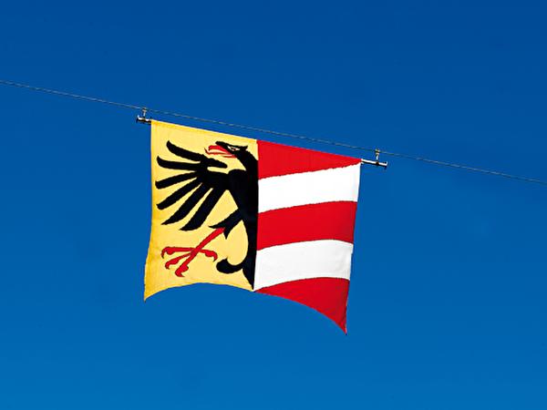 Das Wappen der Gemeinde Altdorf.