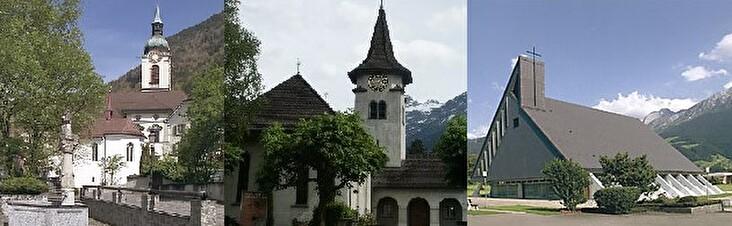 Kirchen von Altdorf