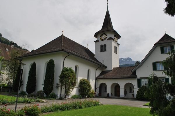 Evangelisch-Reformiertes Kirchgemeindehaus