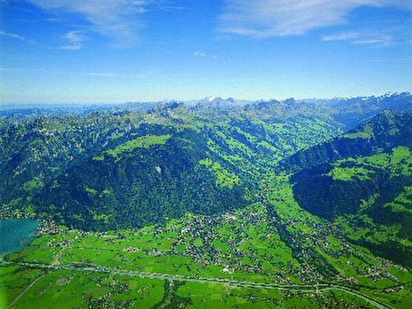 Luftbild Altdorf