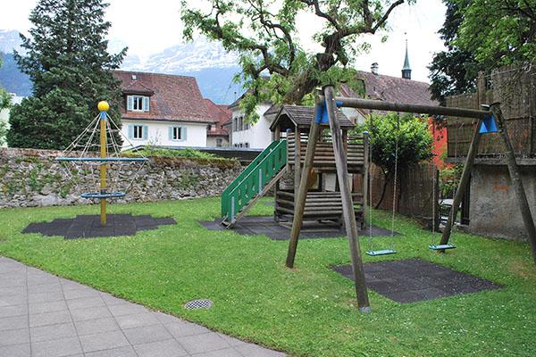 Spielplatz Rosenberg