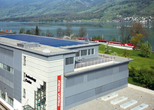Photovoltanikanlage Maxon