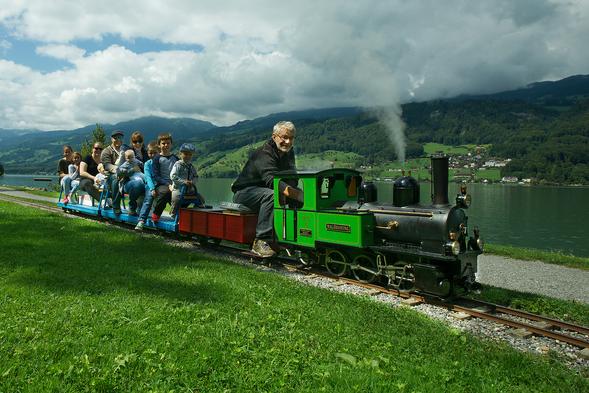 Sumsi-Dampfbahn