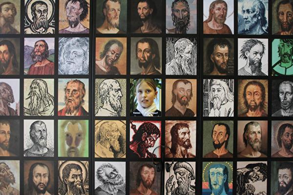 Ausstellungsansicht Museum Bruder Klaus, Foto: Daniel Reinhard