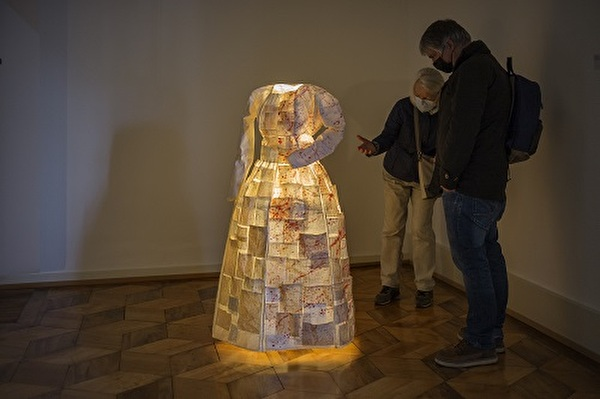 Ausstellungsansicht, Foto: Christian Hartmann