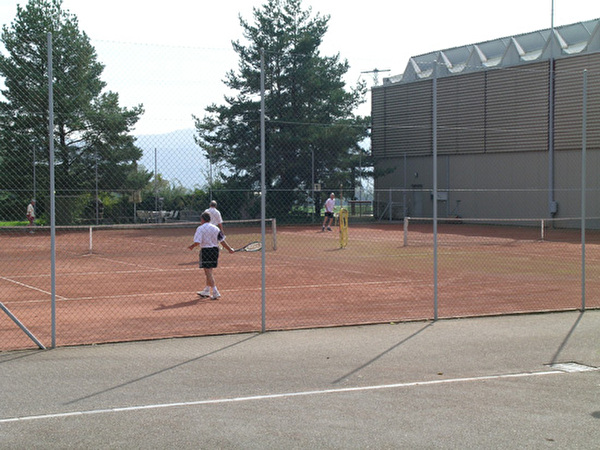 Tennisplatz Vogt AG