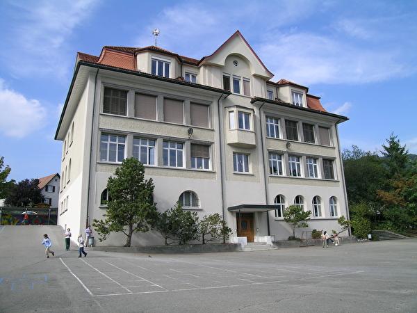 Schulhaus 1912
