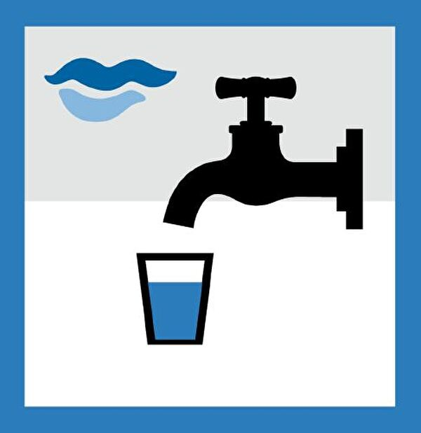 Trinkwasser geniessen