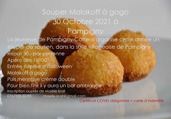 flyer souper jeunesse Pampigny-Cottens