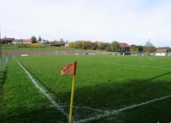 Photo terrain de foot Colombier-sur-Morges