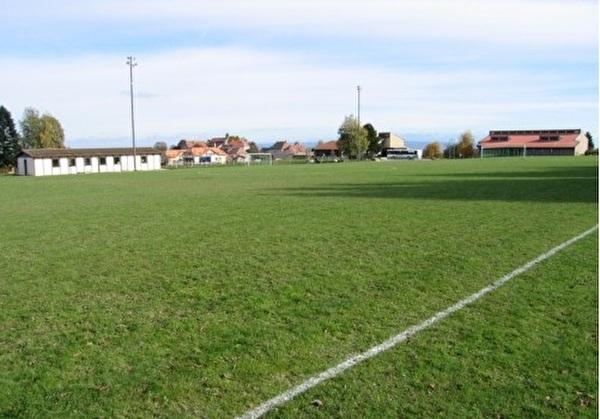 Photo terrain de foot Pampigny