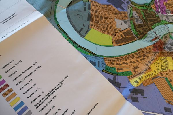 Bauzonenplan