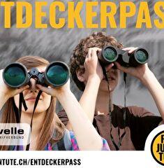Pro Juventute Entdeckerpass