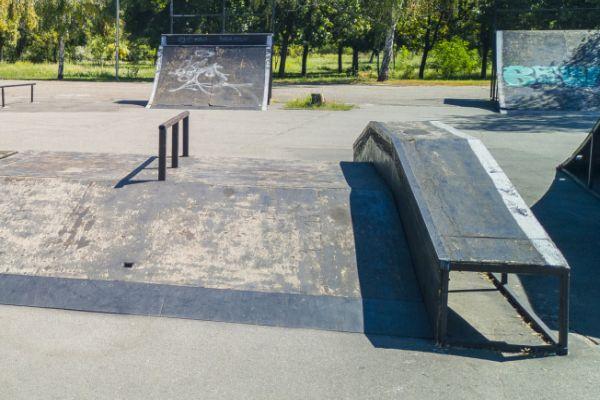 Skateranlage Isenlauf