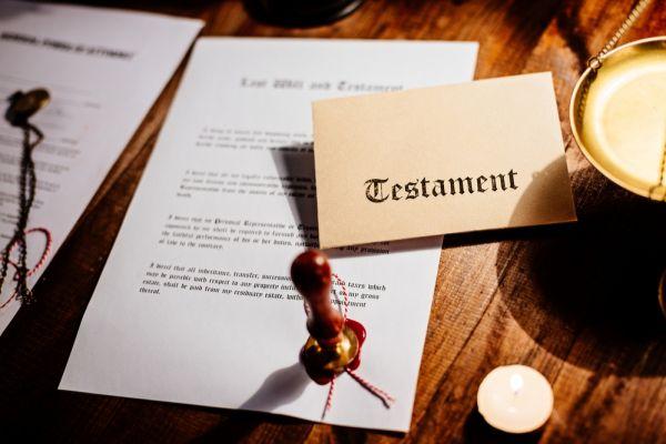 Testament und Siegel