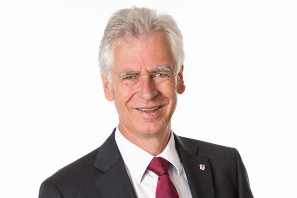 Stadtammann Raymond Tellenbach