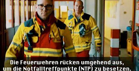 Bildausschnitt aus einem Informationsvideo aus Bremgarten