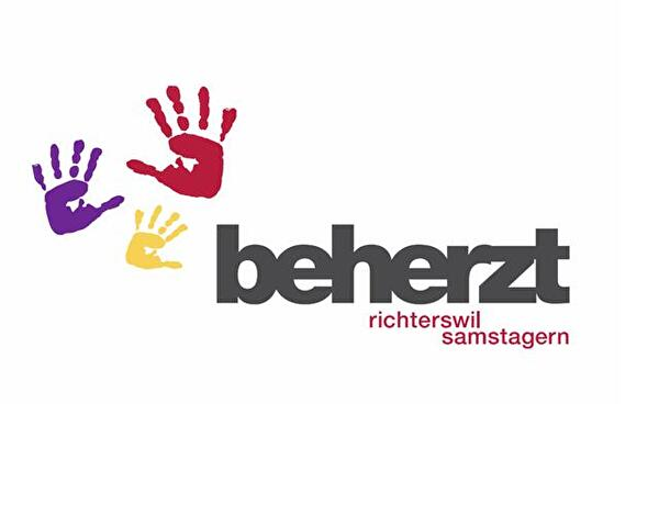Logo Richterswil beherzt
