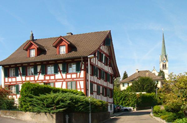 Haus zum Baumgarten
