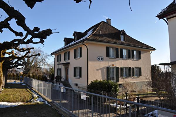 Reformiertes Pfarrhaus