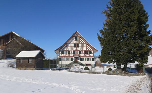 Riegelhaus Egg