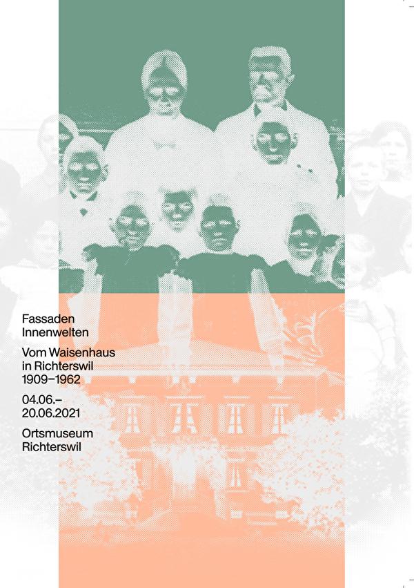 Waisenhaus Richhterswil 1909 - 1962, Fassaden und Innenwelten