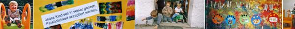 Bilder Kinder der Kita Richterswil/Samstagern