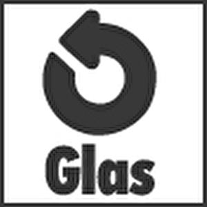 Glas sammeln