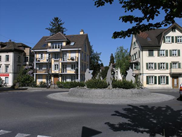 Wachthausplatz