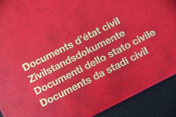 Zivilstandsdokument