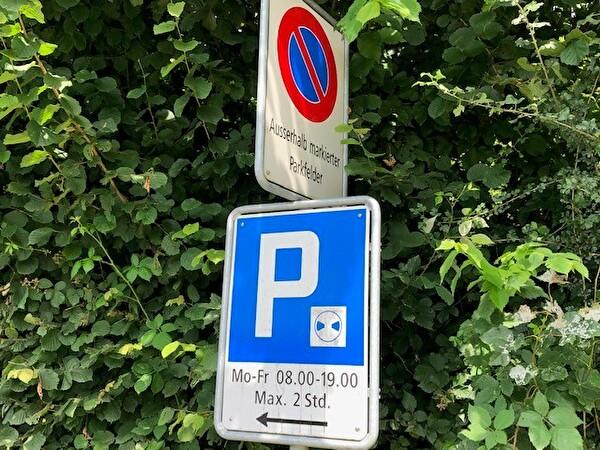 Parkplatzbewirtschaftung