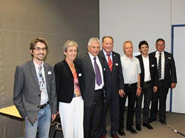 Die Referenten des WIZO 2012