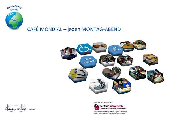 Logo Café Mondial