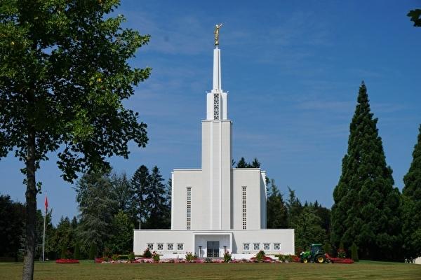 Mormonentempel