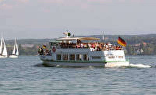 Schiff Möwe