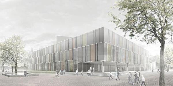 Das Siegerprojekt «Toucano» von Lussi + Halter Partner AG, Luzern