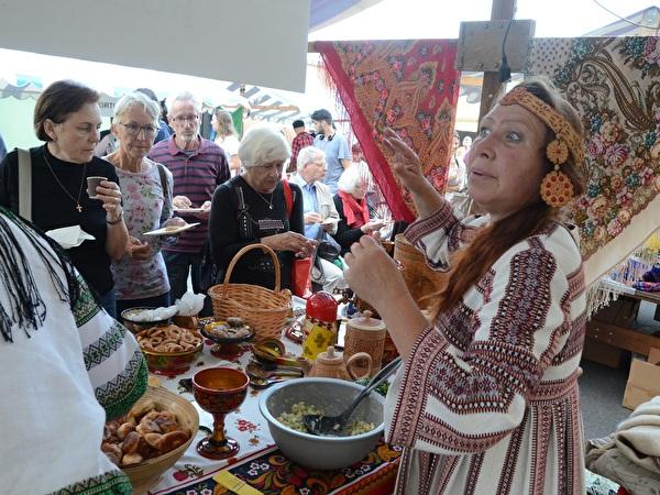 Fest der Volkskulturen in Horw