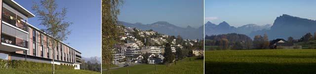 Kirchfeld - Haus für Betreuung Pflege, Stegen und Felmis