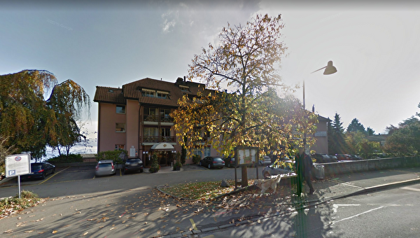 Das Seehotel Kastanienbaum beherbergt auch die Postfiliale.
