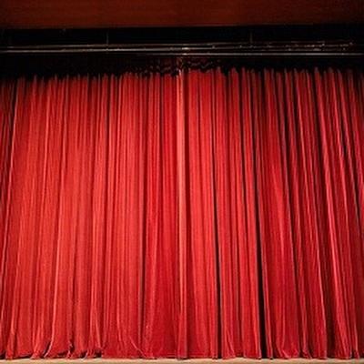 Theatervorhang Symbolbild