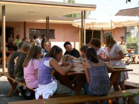Bild Schülermittagstisch